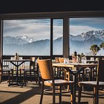 The Grill Room Restaurant, Lake Hawea Hotel.