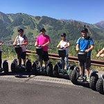Our Family Segway Tour on Red Mountain