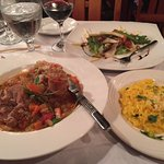 Osso Bucco and Insalate