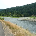 Nearby Clearwater River
