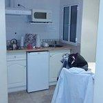 Cocina de la habitación