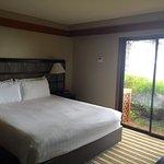 Gorgeous Views from Our Cozy Split Level Suite