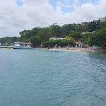 Water sports beach