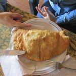 Empanada Atun Queso