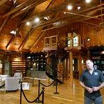 The Mandrell Family room - 2500 square feet