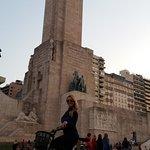 lo mejor andar en bici y conocer toda la ciudad..como el monumento a ntra bandera