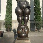 Escultura Botero