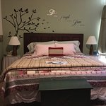 Wonderful 2 night stay in Chickadee Room