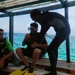 Buceo en la Isla Margarita