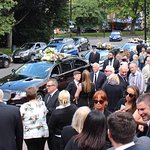 Don Cameron Funeral for The Rye Hotel
