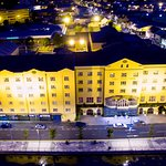 Aerial Image of Canal Court Hotel