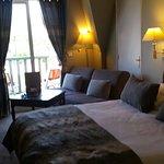 Photo de Augeval Hotel