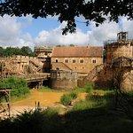 Chantier Medieval de Guedelon