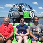 Photo de Wild Willy's Airboat Tours