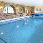 indoor pool sands resort hotel cornwall