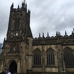 Manchester Cathedral Foto
