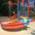 parco spruzzi per bambini