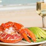 Bar and Terrace - Golden Sands Hotel Jersey
