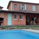 Maison et sa piscine privée