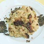 assaggino risotto funghi e tartufo nero