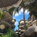 El Taj Oceanfront & Beachside Condos Hotel Foto