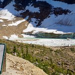 Photo of Mt. Edith Cavell