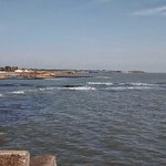 Nagoa beach in Diu. Very Clean and attractive beach.Perfect for Family holidays...