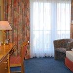 Ringhotel Residenz Alt Dresden Einzelzimmer (Beispiel)