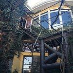 Photo de La Chascona (maison de Pablo Neruda)