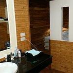 Phutawan Resort Ao Nang Krabi Thailand, vanity and bedroom view