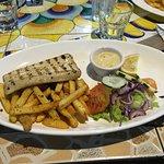 Mahi Mahi fish - good size, very tasty