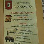 Trattoria Dardano Foto