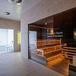 Sauna und Dampfbad