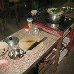 Kitchen station