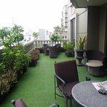 Private Balcony on 17th Floor Nimman Suite