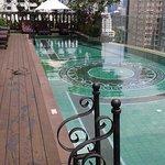 Swimming Pool on 19th Floor