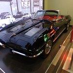 Route 66 exhibit: '63 Corvette