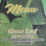 Photo de Green Leaf Food Court