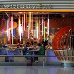 the Yo Sushi at Heathrow Terminal 2