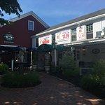 Exterior of Jameson Tavern.