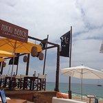 Vista da praia de Medano Beach