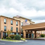 Foto di Comfort Suites Knoxville West-Farragut