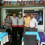 El Nublo Foto
