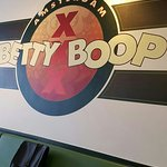 The new Betty Boob Coffeeshop