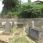 Parte del cementerio
