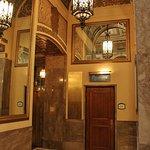 Beautiful hotel. So original, still.