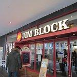 Jim Block Jungfernstieg Foto