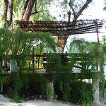 Villa Corallina Moorea Foto