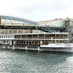 Возможны прогулки по Москве-реке