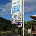 Alpine Trail Ridge Inn Foto